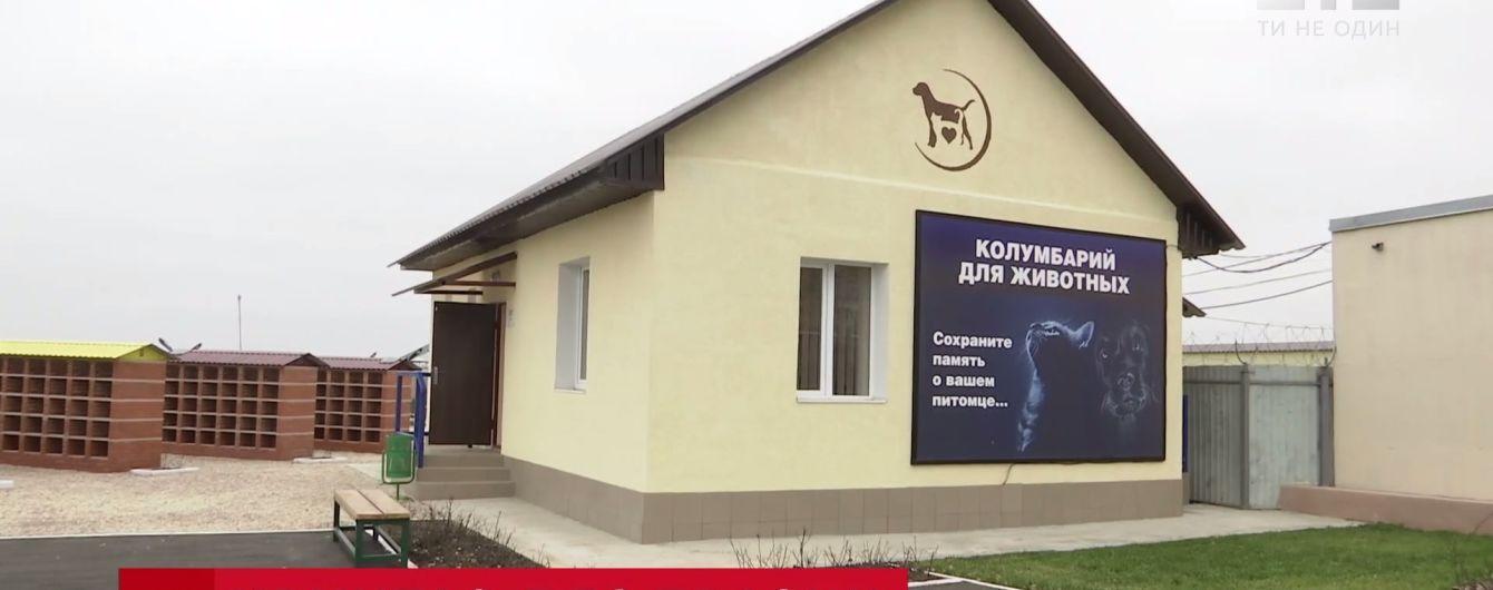 Легальные похороны домашних животных в Киеве будут невозможны еще несколько лет