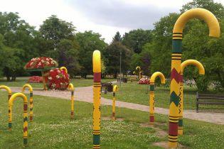 Туристи-ледарі та парк тростинок: кумедна легенда міста Сігулді