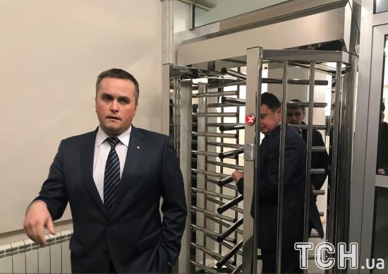 Охоронця і водія Холодницького викликали на допит до ГПУ через силову сутичку САП і НАБУ – ЗМІ