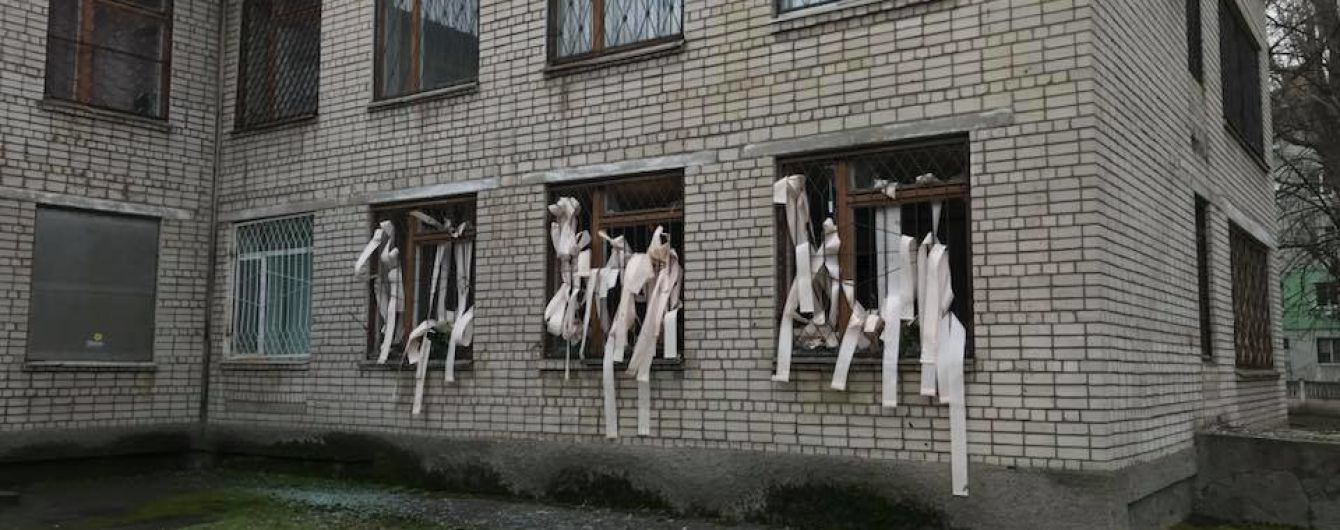У поліції розповіли подробиці підриву гранат у суді на Дніпропетровщині