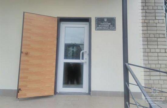 У Нікопольському суді, де під час засідання стався вибух, заявили про загрозу нового теракту