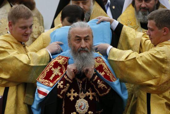 В УПЦ МП звинуватили Константинополь в неканонічних діях через призначення представників в Україні