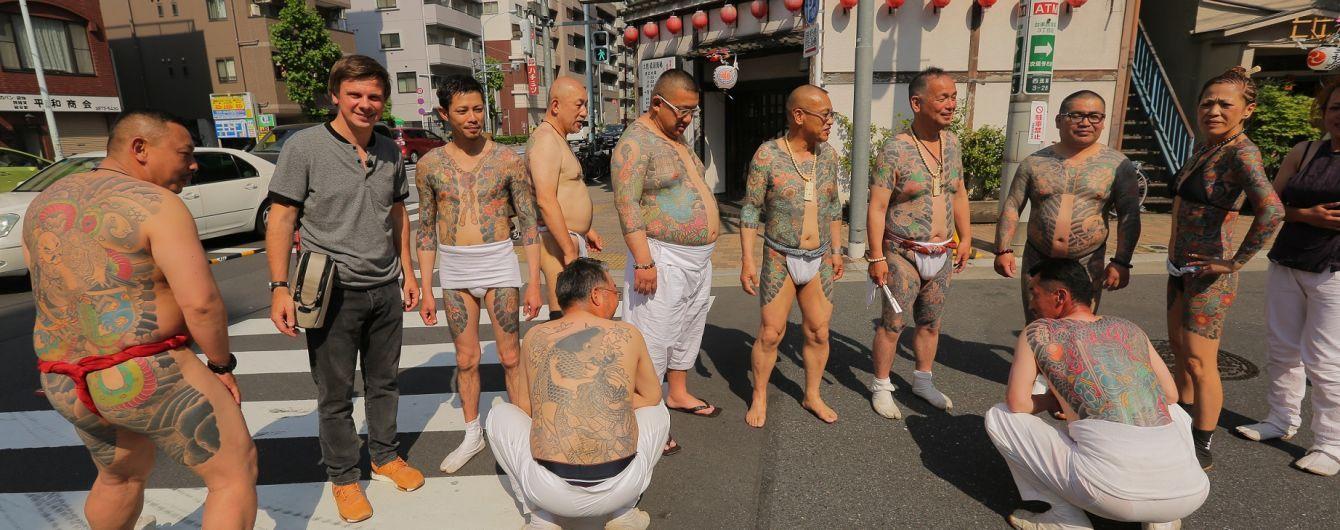У Японії членам якудзи заборонили пригощати дітей цукерками на Гелловін