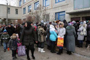 Стало відомо, скільки переселенців перебуває на обліку в Україні