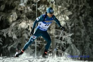 С Пидручным в составе: сборная Украины по биатлону объявила состав на последнюю гонку Олимпиады-2018