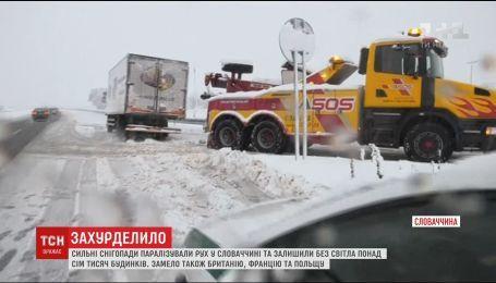 Спасатели предупредили о возможных лавинах в Карпатах