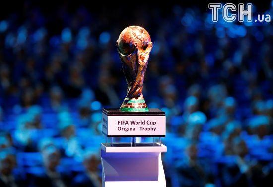 Чемпіонат світу з футболу запропонували проводити раз на два роки