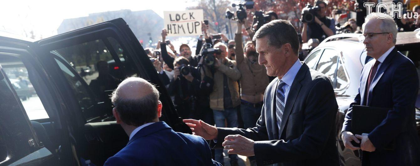 В США поговаривают о финансовой подоплеке скандальных признаний Флинна
