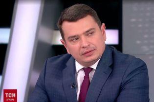 Глава НАБУ Сытник пришел на допрос в ГПУ и прокомментировал обвинения экс-депутата Крючкова во взяточничестве