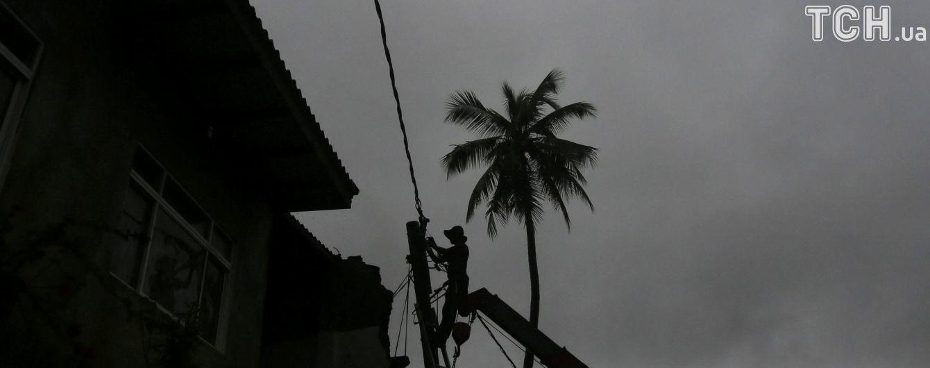 На Шри-Ланке погиб украинец: его смыло водой во время шторма