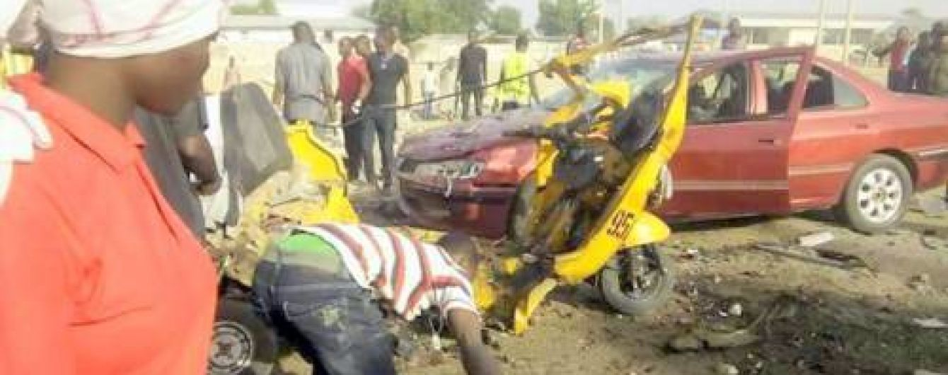 У Нігерії дві смертниці підірвали себе на ринку, 13 людей загинули