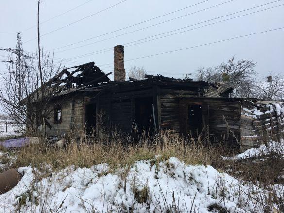 Пожежа на Житомирщині