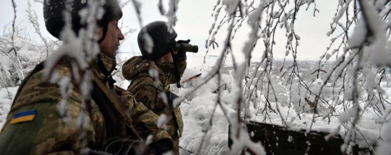 Двоє українських військових були поранені на Донбасі. Доба в зоні АТО