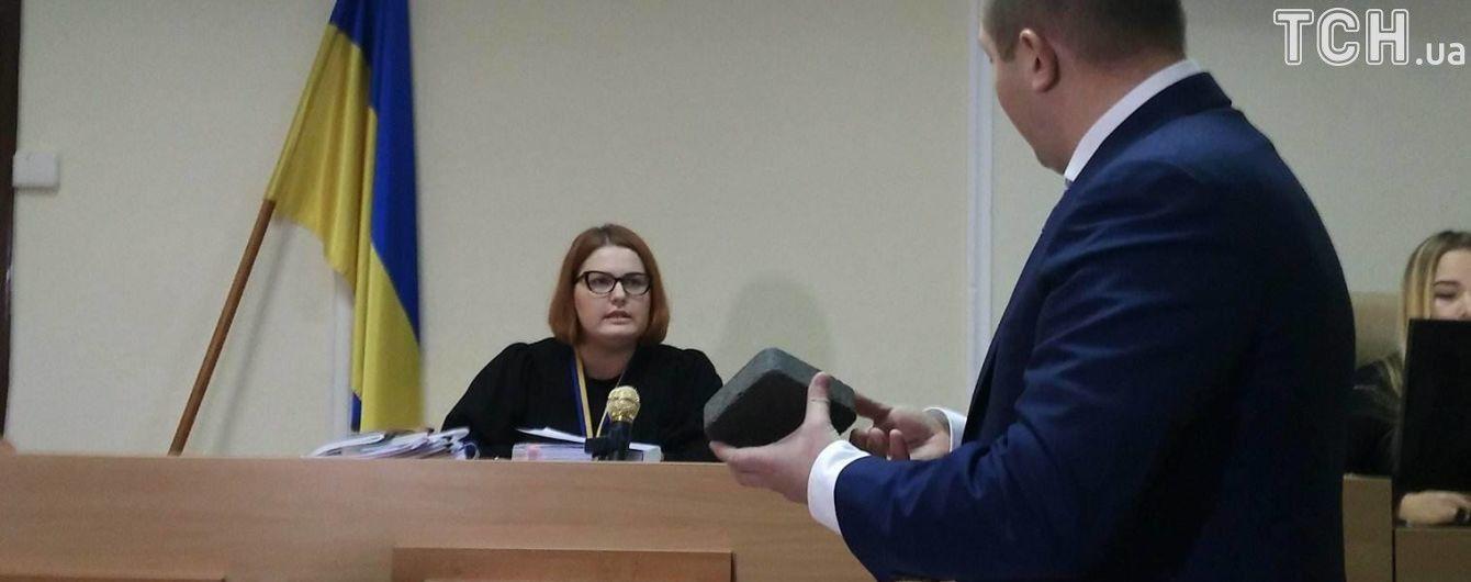 В суде над Януковичем посмотрели интервью с Путиным