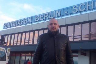 Несмотря на запрет Польши, Святославу Шеремете удалось въехать в Шенгенскую зону
