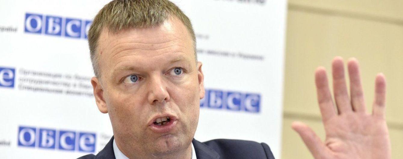 """В ОБСЄ виявили готовність до діалогу з новими ватажками """"ЛНР"""""""