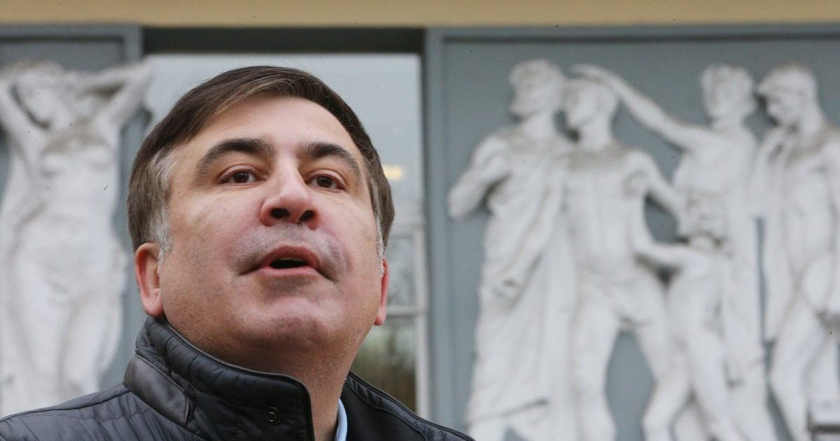Саакашвили хочет помириться с Порошенко - источники