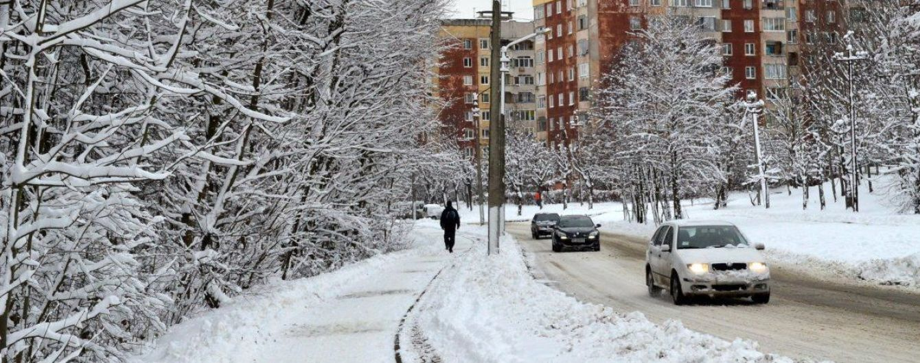 Синоптики обещают снег, морозы, гололед и потепление. Прогноз погоды на 6-10 декабря