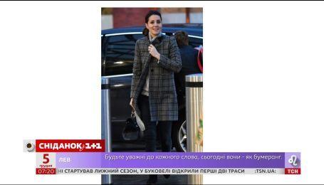 Беременная Кейт Миддлтон предпочитает одежду демократичных брендов