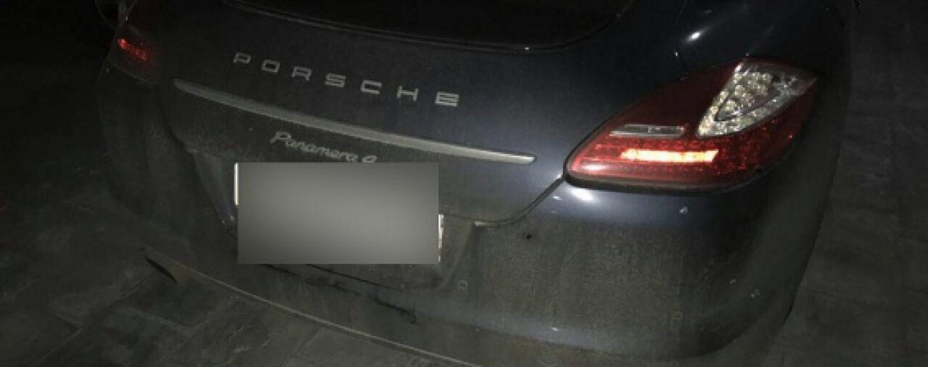 Появилось видео с подозреваемым, который расстрелял машину динамовца Гармаша