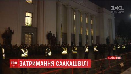Освобожденный Саакашвили перед сторонниками прокомментировал обвинения, которые ему инкриминируют