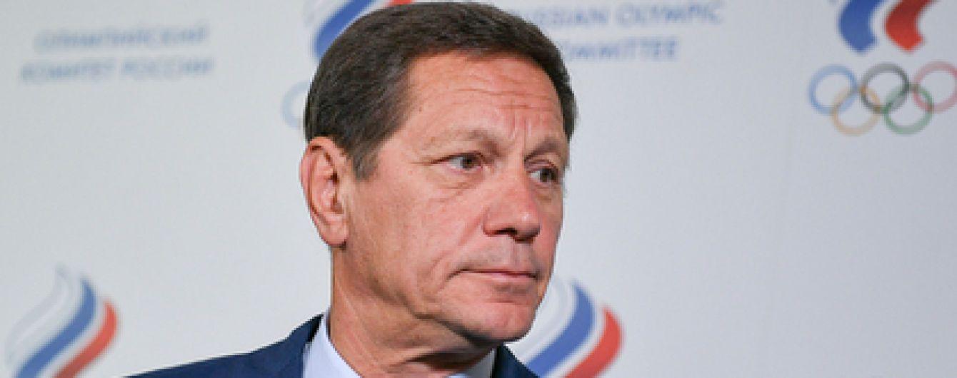 Президента Олимпийского комитета России и других топ-чиновников РФ не пустят на следующую Олимпиаду