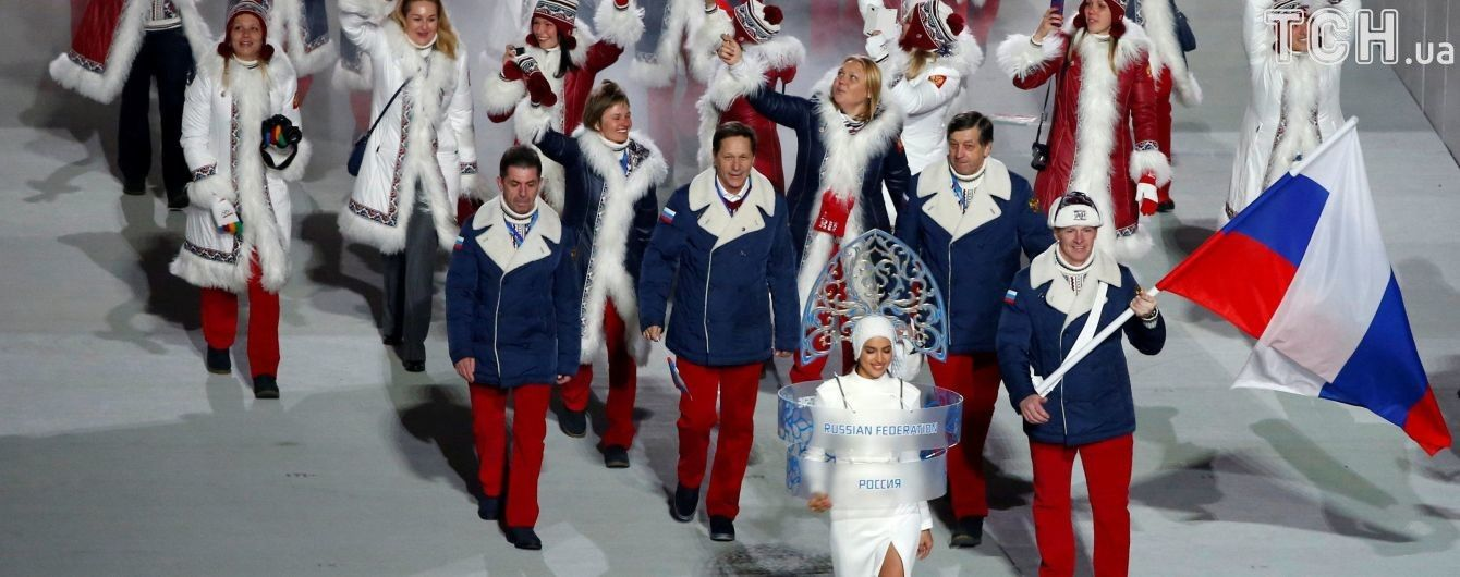 Російська гімнастка: нас не зламати, у нас є ядерна зброя