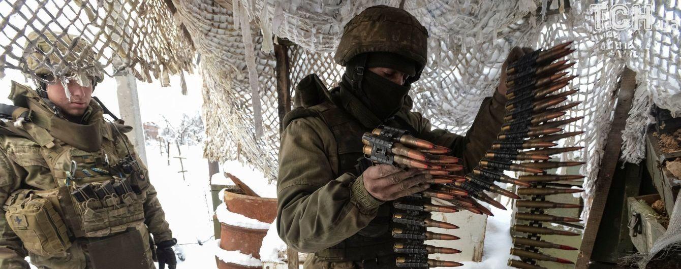 Боевики обстреляли из танка военных в Широкино. Сутки в зоне АТО