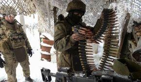 Бойовики здійснили 14 обстрілів і поранили одного українського бійця. Зведення ООС