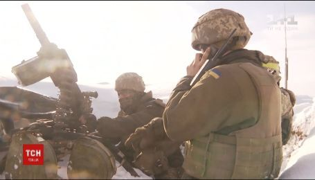 Фронтовые сводки: пригород Авдеевки оккупанты обстреляли из минометов и гранатометов