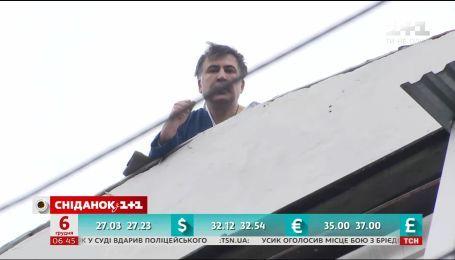 Арешт Міхеїла Саакашвілі: чому насправді вийшли на вулиці українці