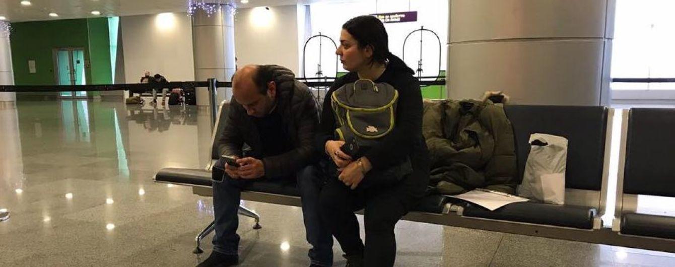 В Украину второй день не пускают журналистов из Грузии