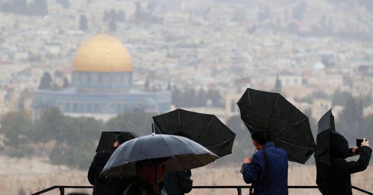 Перенесення посольства США до Єрусалиму