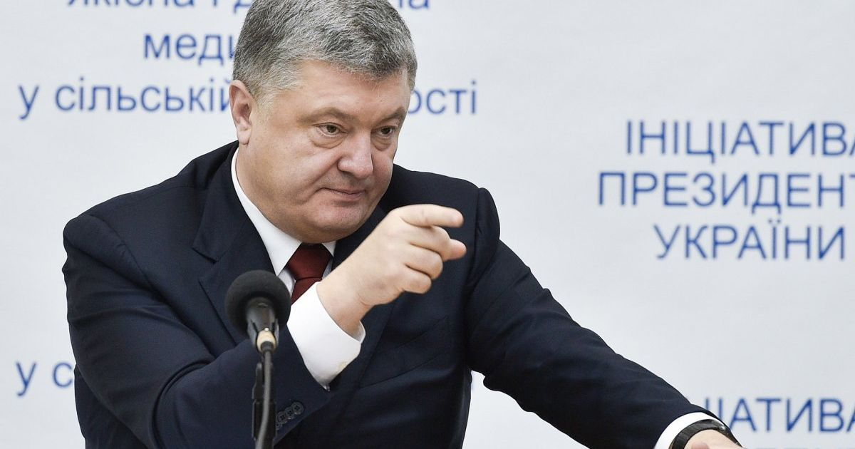 Порошенко впервые отреагировал на запрос НБУ относительно счетов работников 1+1 Media