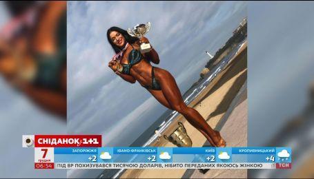 Украинка стала чемпионкой мира по бодибилдингу