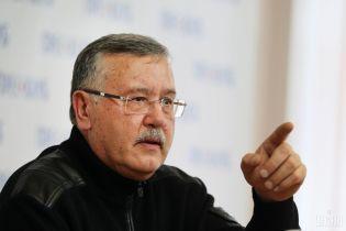 Гриценко сходив на допит і звинуватив СБУ та Порошенка