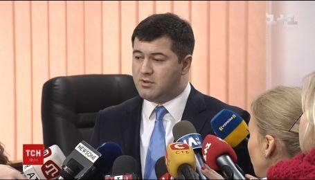 В суде начали читать обвинительный акт отстраненному голове ДФС Роману Насиров