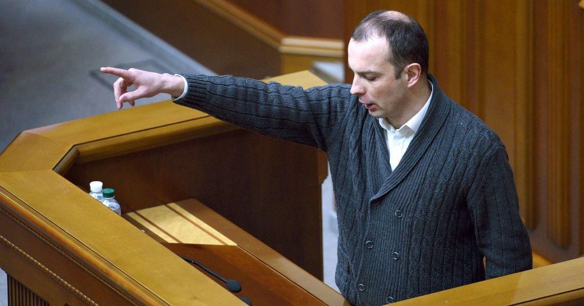 """Соболєв пояснив, чому пішов з """"Самопомочі"""" і про неприємну реакцію на заяву Садового"""