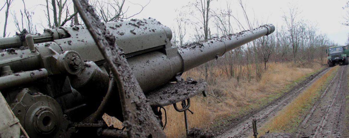 2 января на Донбассе было два обстрела. Хроника АТО