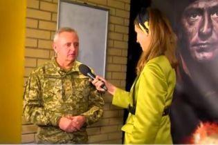 Муженко рассказал, что некоторые элементы подготовки военных подсмотрел в голливудских фильмах