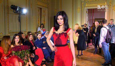 Модное шоу и эксклюзивные признания