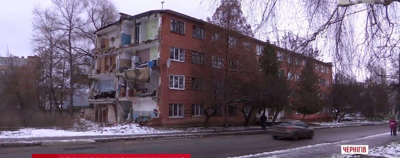 За обрушение общежития в Чернигове руководитель ЖЭКа может заплатить 30 млн гривен