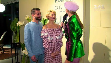 Вера Кекелия и Роман Дуда рассказывают о свадьбе