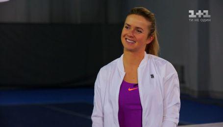 Первая ракетка Украины Элина Свитолина рассказала, на что тратит миллионные гонорары