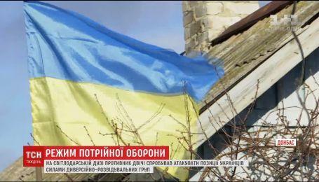 Снайпер боевиков обстрелял журналистов ТСН