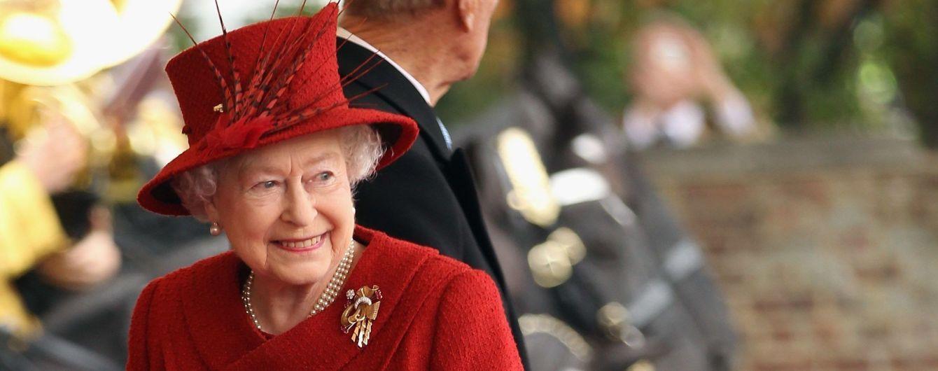 Королева Британии поздравила Зеленского с инаугурацией