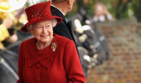 Королева Британії привітала Зеленського з інавгурацією