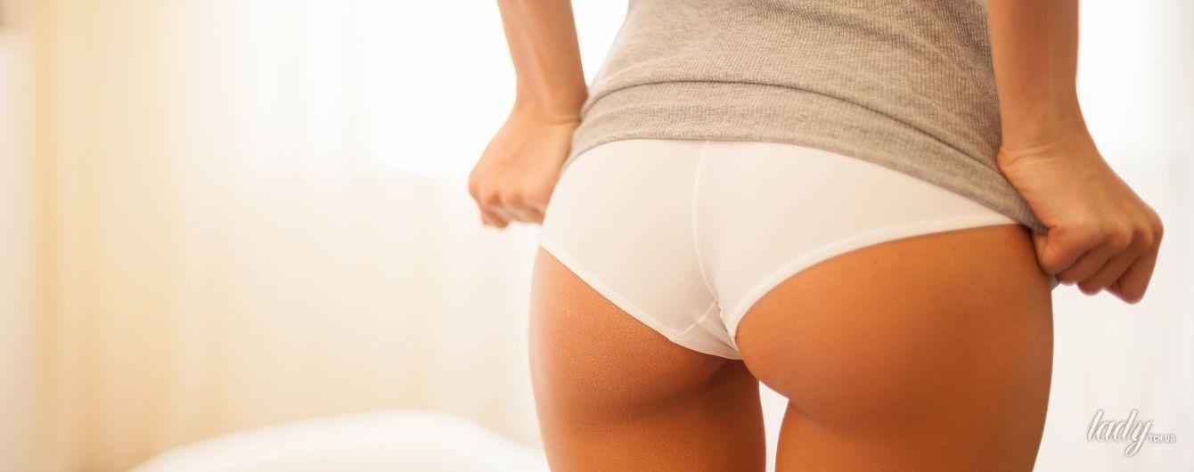 Интимный разговор о мыле, ежедневных прокладках и нижнем белье