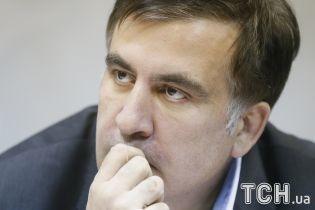 У Держприкордонслужбі пояснили, чому Саакашвілі примусово вивезли за межі України