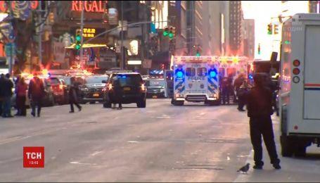 В США террорист совершил неудачную попытку теракта